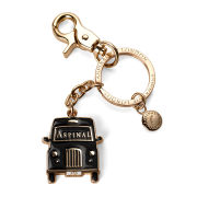 Aspinal of London London Taxi Keyring - Black