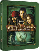 Pirates of the Caribbean: Dead Man's Chest - Zavvi Exclusive Limited Edition Steelbook (3000 Only)