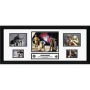 "Star Wars Empire Strikes Back Storyboard - 30"""" x 12"""" Framed Photographic"