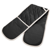 Morphy Richards Double Oven Glove - Black