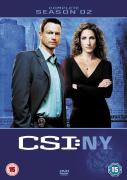 CSI New York Complete Season 2