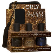 ORLY Secret Society Set (worth £30.75)