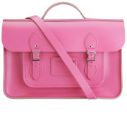 The Cambridge Satchel Company 15 Inch Leather Batchel - Orchid