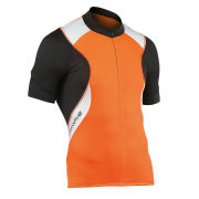 Northwave Sonic Short Sleeve Jersey - Orange Fluo