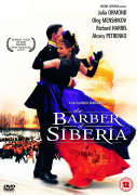 BARBER OF SIBERIA (DVD)