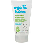 Green People Neutral Scent Free Baby Wash & Shampoo (150ml)