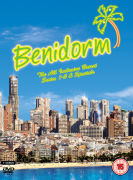 Benidorm - The All Inclusive Box Set - Series 1-5 and Specials