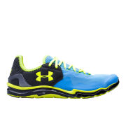 Under Armour Men's Charge RC 2 Running Shoes - Blue/Black/High-Vis