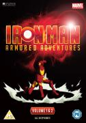Iron Man: Armored Adventures Complete Box Set (Vol 1 &2)