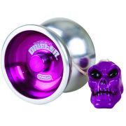 Duncan Metal Drifter Yo-Yo - Silver/Purple
