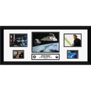 "Star Wars Return Of The Jedi Storyboard - 30"""" x 12"""" Framed Photographic"