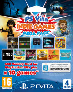 PS Vita Indie Games Mega Pack - Includes 4GB Memory Card