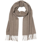 Knutsford Cashmere Scarf - Otter