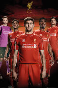 Liverpool Players 14/15 - Maxi Poster - 61 x 91.5cm