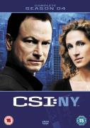 CSI New York Complete Season 4