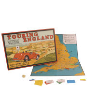 Touring England - Retro Board Game