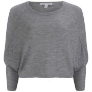 Autumn Cashmere Women's Jumper - Rock