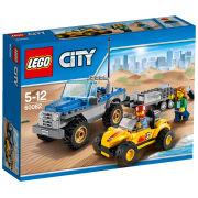 LEGO City: Dune Buggy Trailer (60082)