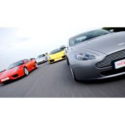 43% off Double Supercar Blast