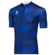 Le Coq Sportif Performance Ares Short Sleeve Jersey - Blue