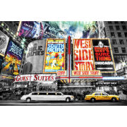 New York Theatre - Maxi Poster - 61 x 91.5cm
