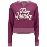 Tokyo Laundry Women's Sasha Sweatshirt - Damson