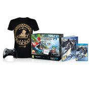 Wii U Bayonetta 2 Action Pack (T-Shirt Small)