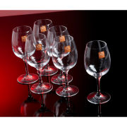 RCR Crystal Daily Wine Glasses - Crystal Glass