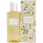 Crabtree & Evelyn Summer Hill Bath & Shower Gel (200ml)