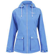 Regatta Women's Bayeux Waterproof Hydrafort Hooded Jacket - Iceland Blue
