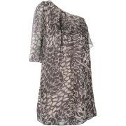 VILA Women's Costar Dress - Coal Grey