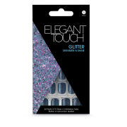 Elegant Touch Glitter Nails - Shimmer & Shine