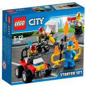 LEGO City: Fire Starter Set (60088)