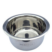 Men Rock Stainless Steel Shave Bowl
