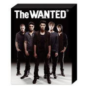 The Wanted Twilight - 50 x 40cm Canvas