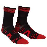 Compressport Pro Racing Socks - Bike - Black/Red
