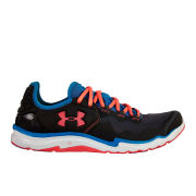 Under Armour Women's W Charge RC 2 Trainers - Charcoal/Electric Blue/Brilliance