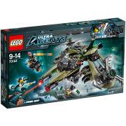 LEGO Agents: Hurricane Heist (70164)