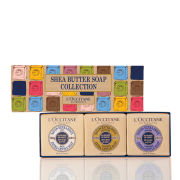 L'Occitane Shea Butter Soap Collection