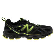 New Balance Men's Trail 610v3 Trainers - Black/Green