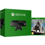 Xbox One Console - Includes Destiny