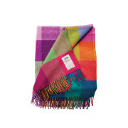 Avoca Lambswool Circus Throw (142 x 100cm) - Multi