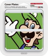 New 3DS Luigi Cover Plate