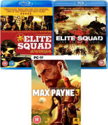 Max Payne 3: Bundle (Includes The Elite Squad and Elite Squad: The Enemy Within on Blu-ray)