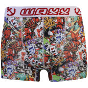 WAXX Men's Monster Boxers - Multi