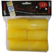 Hair Tools Snooze Rollers - Yellow 32mm