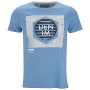 Jack & Jones Men's Depth T-Shirt - Heritage Blue