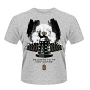 Doctor Who Men's T-Shirt - Davros Army