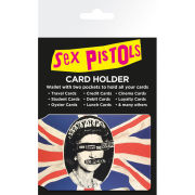 Sex Pistols God Save the Queen - Card Holder