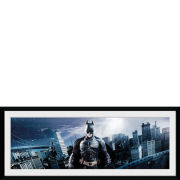 DC Comics Batman The Dark Knight Rises Film - 30x75 Collector Prints
